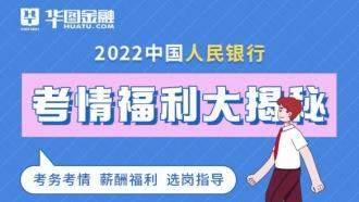2022人民银行考情福利大揭秘